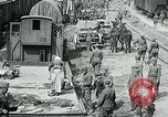 Image of Aisne Operation red cross relief area World War I Montmirail France, 1918, second 6 stock footage video 65675026378