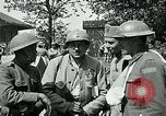 Image of Aisne Operation wounded soldiers World War 1 Montmirail France, 1918, second 2 stock footage video 65675026379