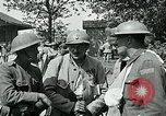 Image of Aisne Operation wounded soldiers World War 1 Montmirail France, 1918, second 4 stock footage video 65675026379