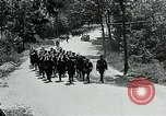 Image of US 30th Infantry in Aisne Operation WWI Chateau-Thierry France, 1918, second 2 stock footage video 65675026381