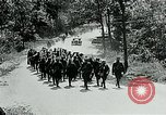 Image of US 30th Infantry in Aisne Operation WWI Chateau-Thierry France, 1918, second 4 stock footage video 65675026381