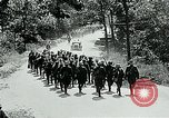 Image of US 30th Infantry in Aisne Operation WWI Chateau-Thierry France, 1918, second 5 stock footage video 65675026381