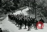 Image of US 30th Infantry in Aisne Operation WWI Chateau-Thierry France, 1918, second 7 stock footage video 65675026381