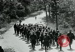 Image of US 30th Infantry in Aisne Operation WWI Chateau-Thierry France, 1918, second 8 stock footage video 65675026381