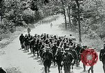Image of US 30th Infantry in Aisne Operation WWI Chateau-Thierry France, 1918, second 9 stock footage video 65675026381