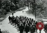 Image of US 30th Infantry in Aisne Operation WWI Chateau-Thierry France, 1918, second 10 stock footage video 65675026381