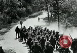 Image of US 30th Infantry in Aisne Operation WWI Chateau-Thierry France, 1918, second 11 stock footage video 65675026381