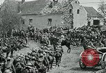 Image of Aisne Marne Operation Sergy France, 1918, second 7 stock footage video 65675026392