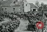 Image of Aisne Marne Operation Sergy France, 1918, second 9 stock footage video 65675026392