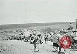 Image of US troops on the move in Aisne Marne Operation WWI Sergy France, 1918, second 1 stock footage video 65675026393
