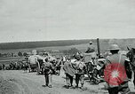 Image of US troops on the move in Aisne Marne Operation WWI Sergy France, 1918, second 3 stock footage video 65675026393