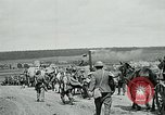 Image of US troops on the move in Aisne Marne Operation WWI Sergy France, 1918, second 5 stock footage video 65675026393