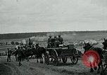Image of US troops on the move in Aisne Marne Operation WWI Sergy France, 1918, second 12 stock footage video 65675026393