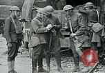 Image of US Army troops planning Aisne Marne Operation World War I Sergy France, 1918, second 5 stock footage video 65675026394