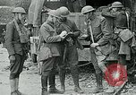 Image of US Army troops planning Aisne Marne Operation World War I Sergy France, 1918, second 6 stock footage video 65675026394