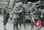 Image of US Army troops planning Aisne Marne Operation World War I Sergy France, 1918, second 10 stock footage video 65675026394