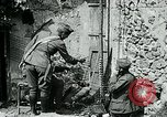 Image of Communications center France, 1918, second 12 stock footage video 65675026409
