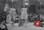 Image of fashion show Florence Italy, 1967, second 11 stock footage video 65675026415