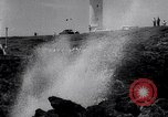Image of Kiama Blow-hole Sydney Australia, 1967, second 4 stock footage video 65675026418
