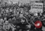 Image of Protest Rome Italy, 1967, second 2 stock footage video 65675026435