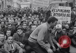 Image of Protest Rome Italy, 1967, second 4 stock footage video 65675026435
