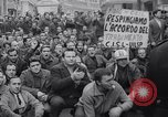 Image of Protest Rome Italy, 1967, second 5 stock footage video 65675026435