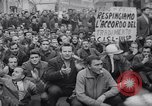 Image of Protest Rome Italy, 1967, second 6 stock footage video 65675026435