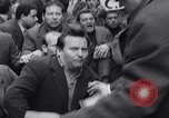 Image of Protest Rome Italy, 1967, second 11 stock footage video 65675026435