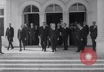 Image of Lyndon B Johnson Bonn Germany, 1967, second 8 stock footage video 65675026446