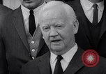 Image of Lyndon B Johnson Bonn Germany, 1967, second 12 stock footage video 65675026446