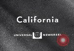 Image of air dropping California United States USA, 1967, second 2 stock footage video 65675026450