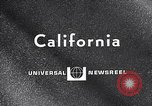 Image of air dropping California United States USA, 1967, second 3 stock footage video 65675026450