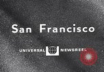 Image of NBA match San Francisco California USA, 1967, second 5 stock footage video 65675026452