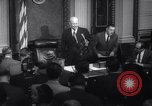 Image of Dwight D Eisenhower Washington DC USA, 1959, second 11 stock footage video 65675026453