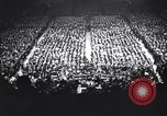 Image of denounce Hitler New York City USA, 1934, second 8 stock footage video 65675026457