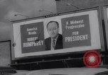 Image of Presidential election United States USA, 1960, second 10 stock footage video 65675026464