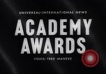 Image of 32nd Academy awards California United States USA, 1960, second 2 stock footage video 65675026466