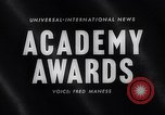 Image of 32nd Academy awards California United States USA, 1960, second 3 stock footage video 65675026466