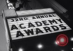Image of 32nd Academy awards California United States USA, 1960, second 10 stock footage video 65675026466