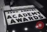 Image of 32nd Academy awards California United States USA, 1960, second 11 stock footage video 65675026466