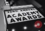 Image of 32nd Academy awards California United States USA, 1960, second 12 stock footage video 65675026466