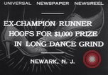 Image of Long Dance Grind Newark New Jersey USA, 1932, second 1 stock footage video 65675026477