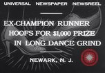 Image of Long Dance Grind Newark New Jersey USA, 1932, second 2 stock footage video 65675026477