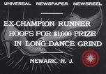 Image of Long Dance Grind Newark New Jersey USA, 1932, second 3 stock footage video 65675026477