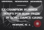 Image of Long Dance Grind Newark New Jersey USA, 1932, second 4 stock footage video 65675026477