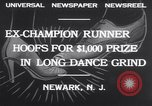 Image of Long Dance Grind Newark New Jersey USA, 1932, second 5 stock footage video 65675026477