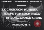 Image of Long Dance Grind Newark New Jersey USA, 1932, second 6 stock footage video 65675026477