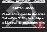 Image of William T Murdock Boston Massachusetts USA, 1932, second 4 stock footage video 65675026478
