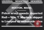 Image of William T Murdock Boston Massachusetts USA, 1932, second 5 stock footage video 65675026478