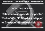 Image of William T Murdock Boston Massachusetts USA, 1932, second 6 stock footage video 65675026478